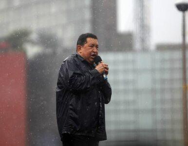 Chavez walczy o władzę
