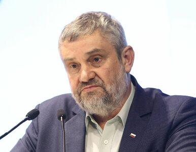 """Ardanowski grozi odejściem z PiS. """"Staram się trzymać nerwy na wodzy"""""""