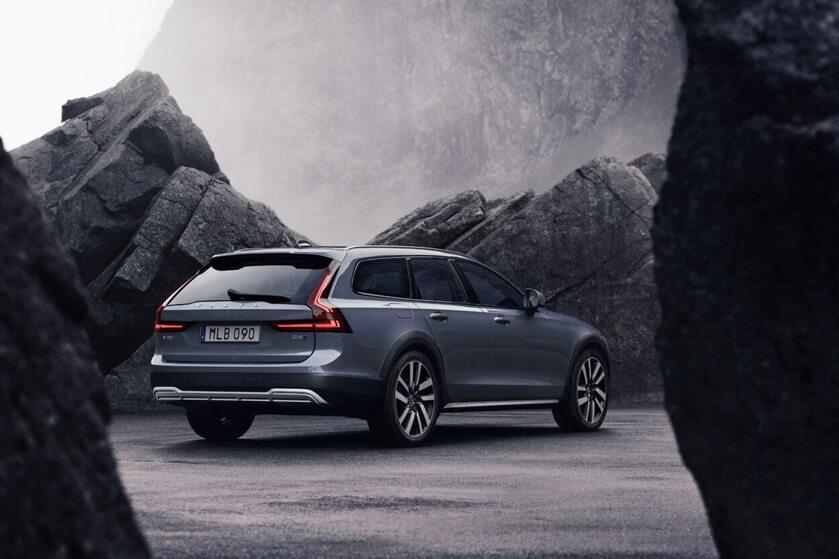 Nowe Volvo S90 i V90