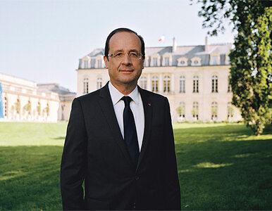 Partia Hollande'a sama Francją rządzić nie będzie