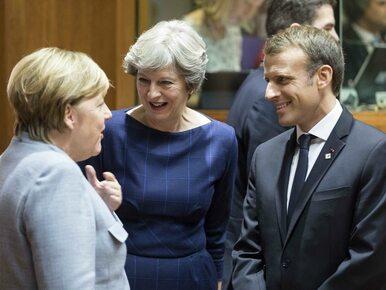 Francja, Niemcy i Wielka Brytania przeciwko USA. Wspólne stanowisko...