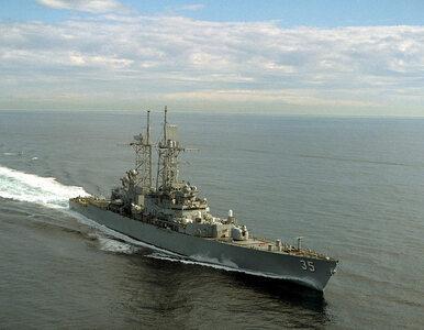 Ćwiczenia na Morzu Czarnym z udziałem USA