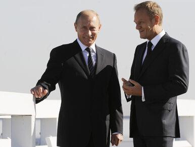 """""""GP"""" ujawnia: Istnieje nagranie rozmowy Tusk-Putin w Smoleńsku"""