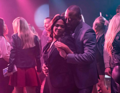 """Omar Epps i Nia Long w nowym thrillerze Netfliksa """"Fatalny romans"""". Mamy..."""