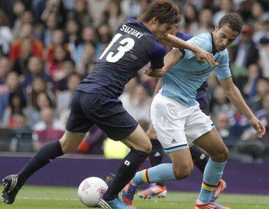 Olimpiada 2012: sensacja! Piłkarze z Japonii lepsi od Hiszpanów