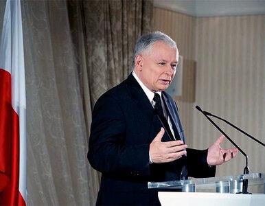 Kaczyński: Tusk boi się rocznicy stanu wojennego. Ale awantury nie będzie