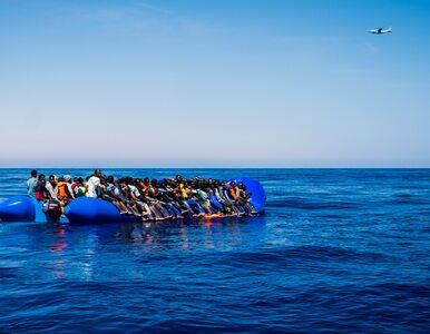 Nowa fala migrantów płynie do Włoch. Z wody wydobyto ciała 11 osób