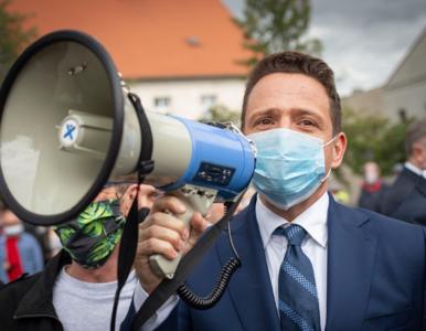 """Budka i Trzaskowski w Poznaniu. """"Dochodzą do nas niepokojące sygnały..."""