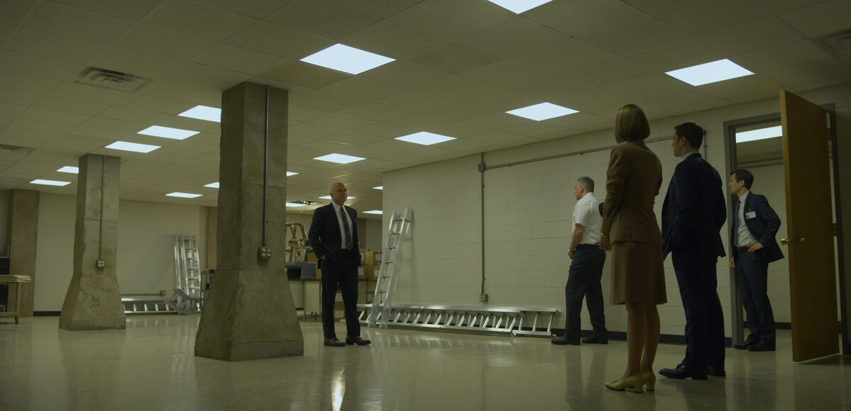 """Kadr z 2. sezonu serialu """"Mindhunter"""""""