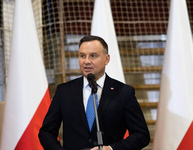 """Andrzej Duda zwraca się z apelem do rywali w wyścigu prezydenckim. """"To..."""