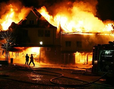 Ogromna eksplozja i pożar w San Francisco
