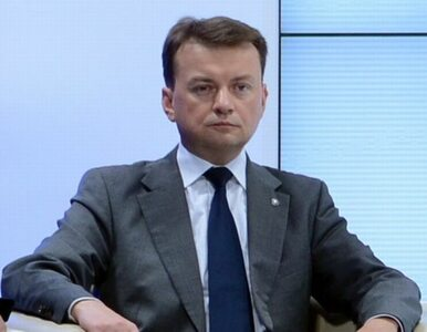 Błaszczak: Tusk przyznał, że jest kryzys. Wreszcie