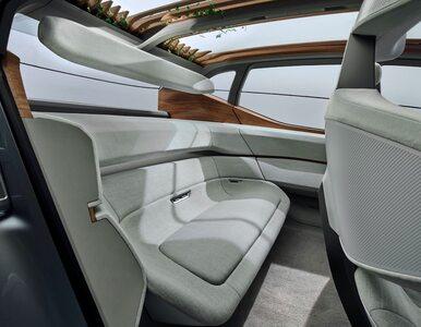 Grządka na dachu auta, czyli przyszłość motoryzacji wg Audi