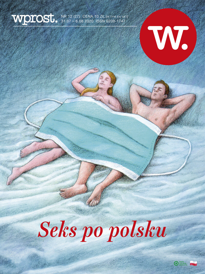 """""""Wprost"""" nr 12"""