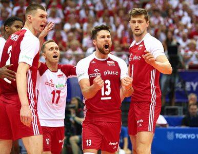 Jedziemy do Tokio! Polscy siatkarze wywalczyli awans na igrzyska!