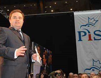 """Poseł PO chwali PiS. """"Dobrze, że mają takie standardy"""""""