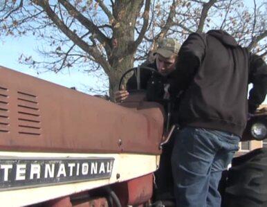 Uczniowie na traktory, czyli promocja rolnictwa po amerykańsku