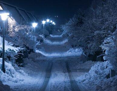 Nadchodzą śnieżyce!