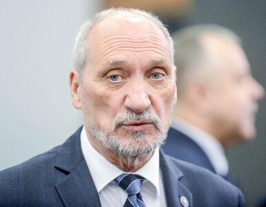 Macierewicz komentuje rzekomą tajną notatkę MSZ ws. restytucji mienia...