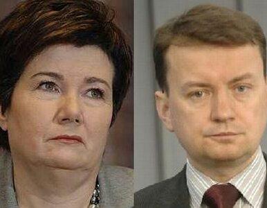 Błaszczak do Gronkiewicz-Waltz: czemu usuwacie znicze sprzed Pałacu?