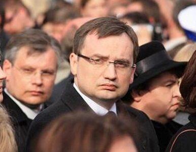 Ziobro: czy gest Komorowskiego, Tuska i Schetyny był szczery?