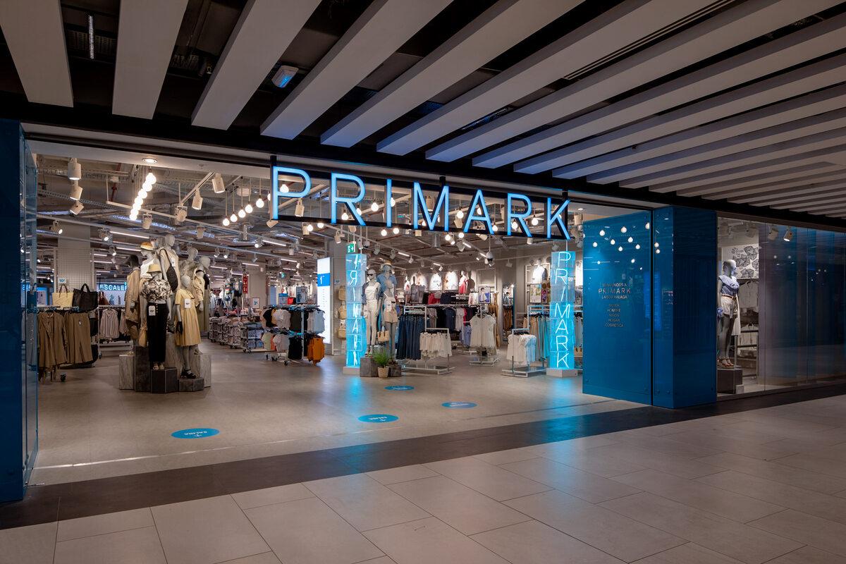 Sklep Primark, zdjęcie ilustracyjne