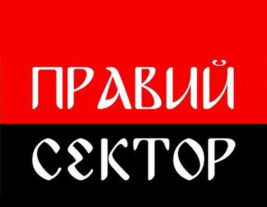 Kolejny protest na Majdanie w Kijowie. Tym razem Prawy Sektor