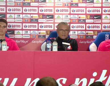 Adam Nawałka przed meczem z Chile: Na treningu widać było zmęczenie