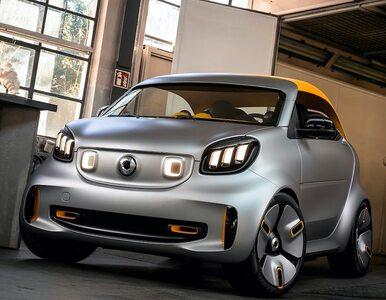Smarta uratują Chińczycy, właściciele Volvo