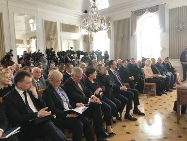 """PiS przedstawia wyniki ankiety konstytucyjnej. """"Po przeszło 20 latach..."""