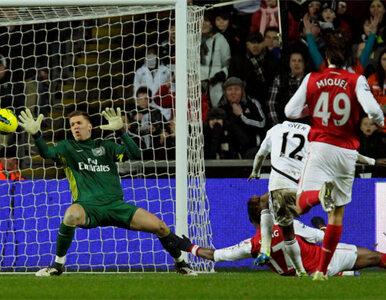 Błąd Szczęsnego, Arsenal przegrał