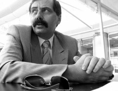 Nie żyje były szef UOP i Agencji Wywiadu. Zbigniew Nowek miał 59 lat