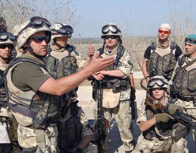 Lewica chce wycofania polskich żołnierzy z Iraku. Wpłynął projekt uchwały