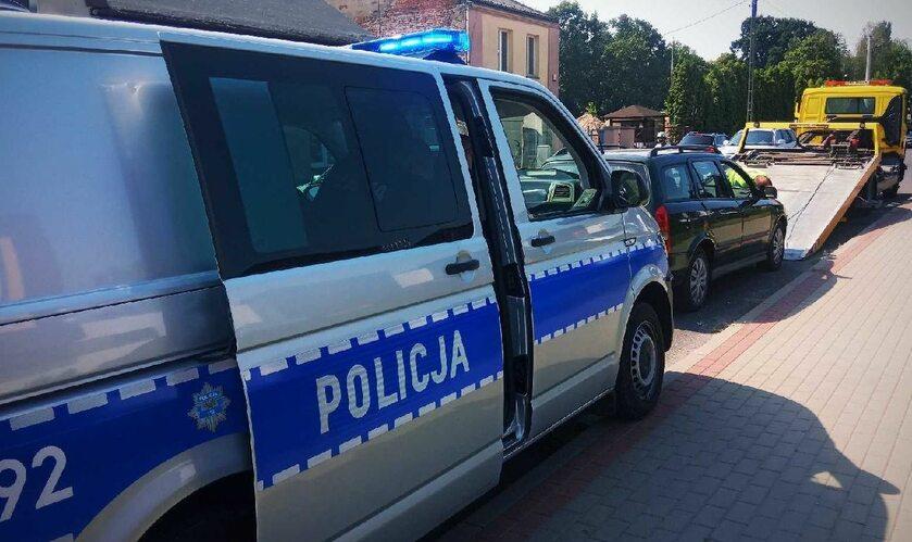 Policja, wypadek (zdj. ilustracyjne)