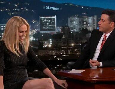 Charlize Theron zaprosiła Baracka Obamę do klubu ze striptizem