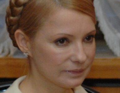 Ukraina nie ma gdzie uwięzić Julii Tymoszenko