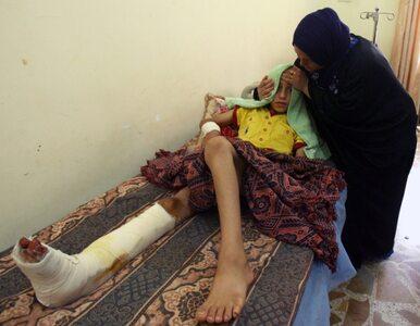 UE: 2,5 miliona Syryjczyków cierpi. Potrzeba pieniędzy