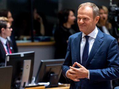 Donald Tusk gratuluje Trzaskowskiemu i dziękuje Gronkiewicz-Waltz....