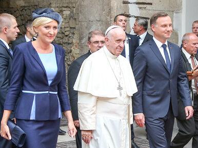 Prezydent Duda napisał list do papieża Franciszka