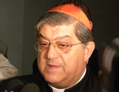 Arcybiskup Neapolu: mafioso nie może być ojcem chrzestnym