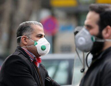 Koronawirus atakuje w Iranie. Niespotykana skala potwierdzonych przypadków