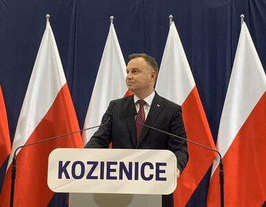 """Andrzej Duda składa obietnicę. """"Jeśli nadal będę prezydentem..."""""""