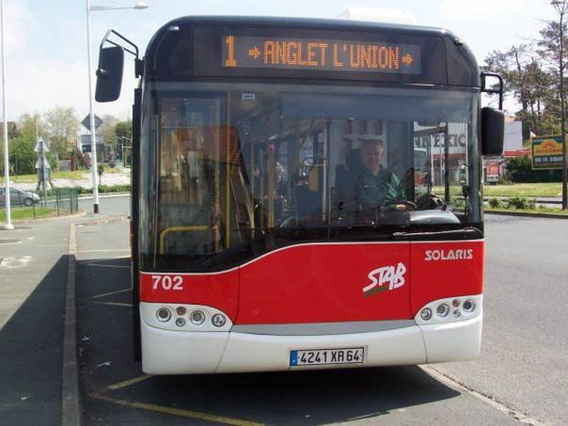 Autobus w Bajonnie (zdj. ilustracyjne)