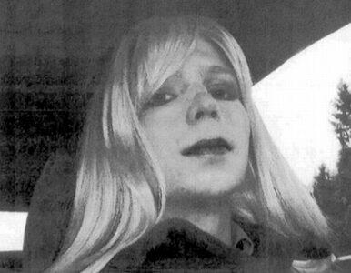 Skazany informator WikiLeaks chce być kobietą