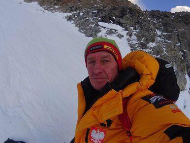 Zaskakujące doniesienia z K2. Denis Urubko próbuje sam wejść na szczyt