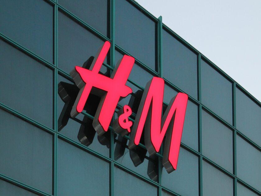 H&M, zdjęcie ilustracyjne