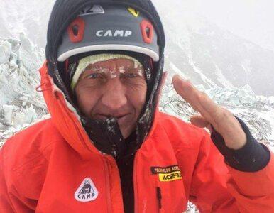Himalaje. Polak uratował ciężko rannego wspinacza z Włoch