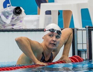Otylia Jędrzejczak: pływanie stało się koszmarem