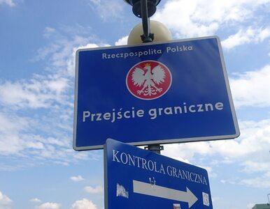 Tymczasowe kontrole będą przywrócone na polskich granicach. Jest projekt...