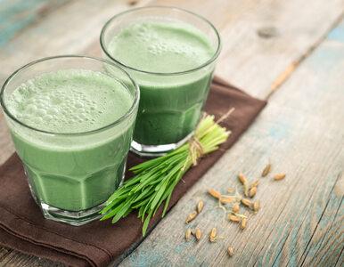 Młody jęczmień – dlaczego warto włączyć go do diety?